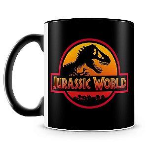 Caneca Personalizada Jurassic Park (Mod.3)