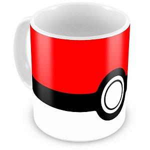 Caneca Personalizada Pokémon Pokebola