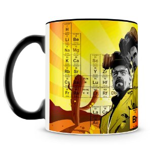 Caneca Personalizada Breaking Bad (Mod.3)