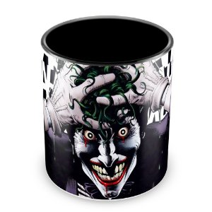 Caneca Personalizada Coringa Cartoon