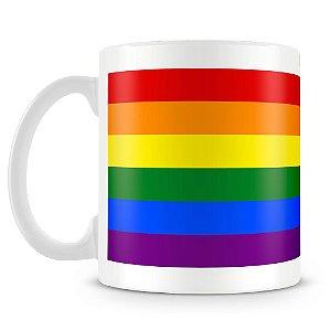 Caneca Personalizada Bandeira Gay