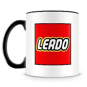 Caneca Personalizada Lerdo