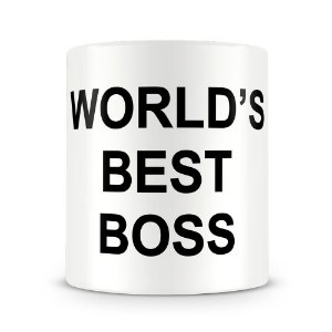 Caneca Personalizada World's Best Boss