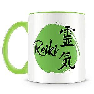 Caneca Personalizada Reiki