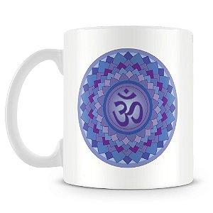 Caneca Personalizada Mandala da Espiritualidade