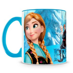 Caneca Personalizada Frozen