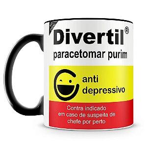 Caneca Personalizada Remédio Divertil