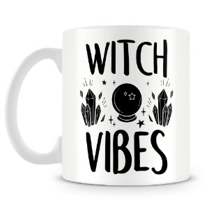 Caneca Personalizada Witch Vibes