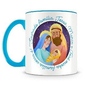 Caneca Personalizada Sagrada Família