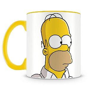 Caneca Personalizada Os Simpsons Homer (Mod.2)