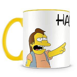 Caneca Personalizada Os Simpsons Nelson
