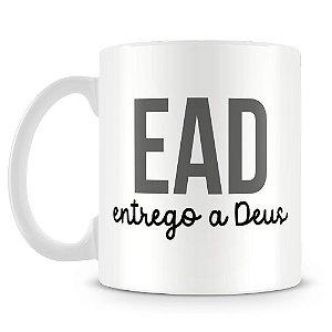 Caneca Personalizada EAD