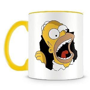 Caneca Personalizada Os Simpsons Homer (Mod.1)