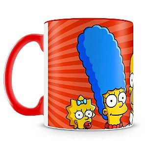 Caneca Personalizada Os Simpsons (Mod.2)