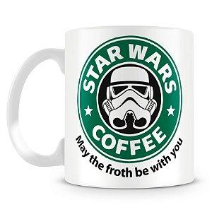 Caneca Personalizada Star Wars Coffee (Mod.1)