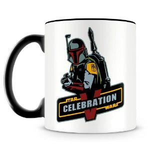 Caneca Personalizada Star Wars Celebration