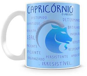 Caneca Personalizada Signo de Capricórnio
