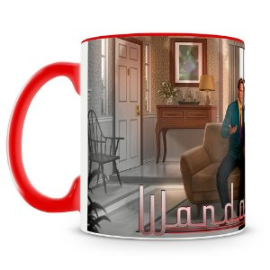 Caneca Personalizada WandaVision (Mod.3)