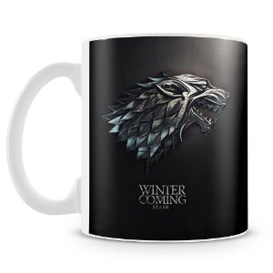 Caneca Personalizada Game Of Thrones Stark (Mod.1)