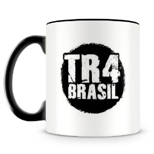 Caneca Personalizada Pajero TR4 Brasil