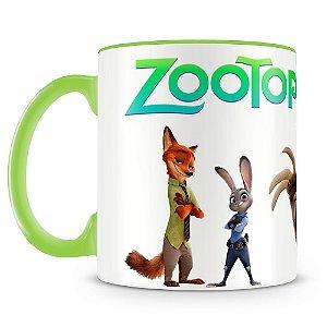 Caneca Personalizada Zootopia (Mod.2)