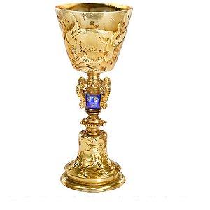 Réplica Oficial e Original da Taça do professor Albus Dumbledore