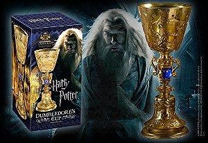 Taça do professor Albus Dumbledore - Réplica Oficial