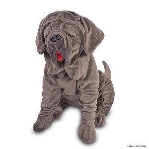 Pelúcia Canino - Cão do Hagrid de pelúcia - Oficial