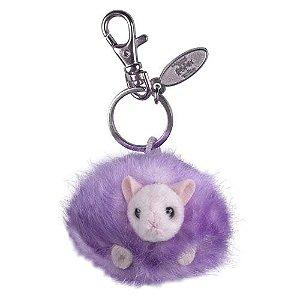 Pigmeu roxo de pelúcia purple pygmy
