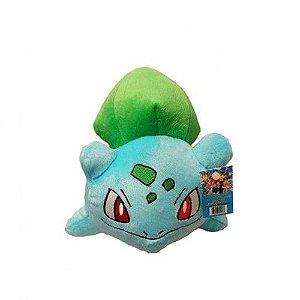 Pelúcia Pokémon Bulbasaur 20cm