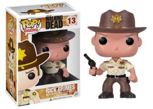 Funko Rick Grimes - The Walking Dead