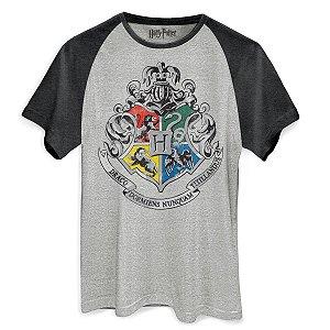 Camiseta Hogwarts Unissex