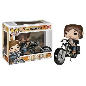 Funko Walking Dead Daryl Dixon´s Chopper