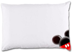 Fronha para travesseiro Mickey