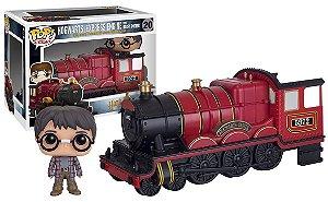 Funko Expresso de Hogwarts com Harry Potter