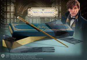 Réplica Original Varinha Newt Scamander por Noble Collection