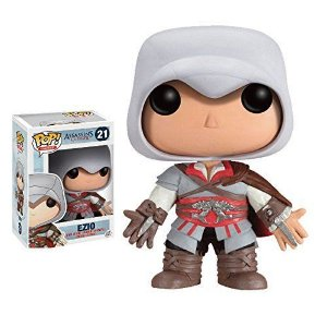 Funko Pop Assassins Creed Ezio 21