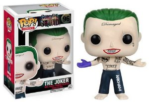Funko Pop 96 Esquadrão Suicida The Joker