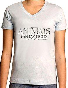 Babylook Animais Fantasticos
