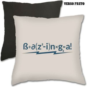 Almofada The Bing Bang Theory Bazinga