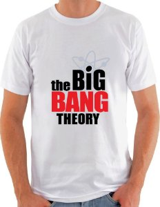 Camiseta Unisex The Big Bang Theory