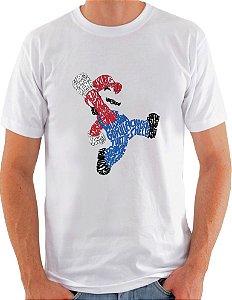 Camiseta Unisex Super Mario