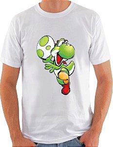 Camiseta Unisex Super Mario Yoshi