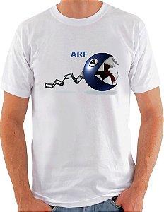 Camiseta Unisex Super Mario ARF