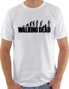 Camiseta Unisex Walking Dead