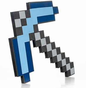 Minecraft Picareta de Diamante