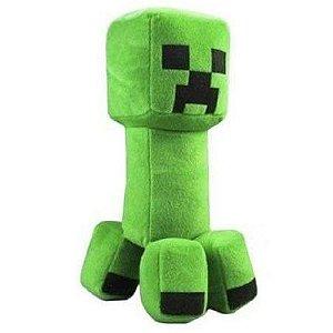 Boneco Minecraft Creeper