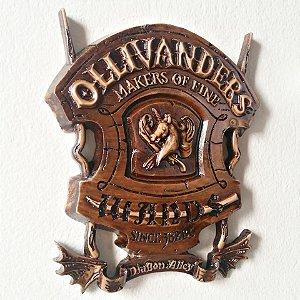 Brasão para parede Olivaras