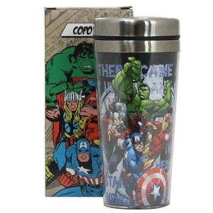 Copo Térmico Avengers