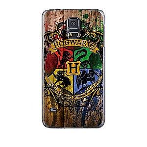 Capa Celular Hogwarts - Samsung S5